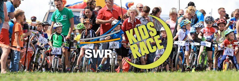 SWR. Kids Race bei der Night on Bike